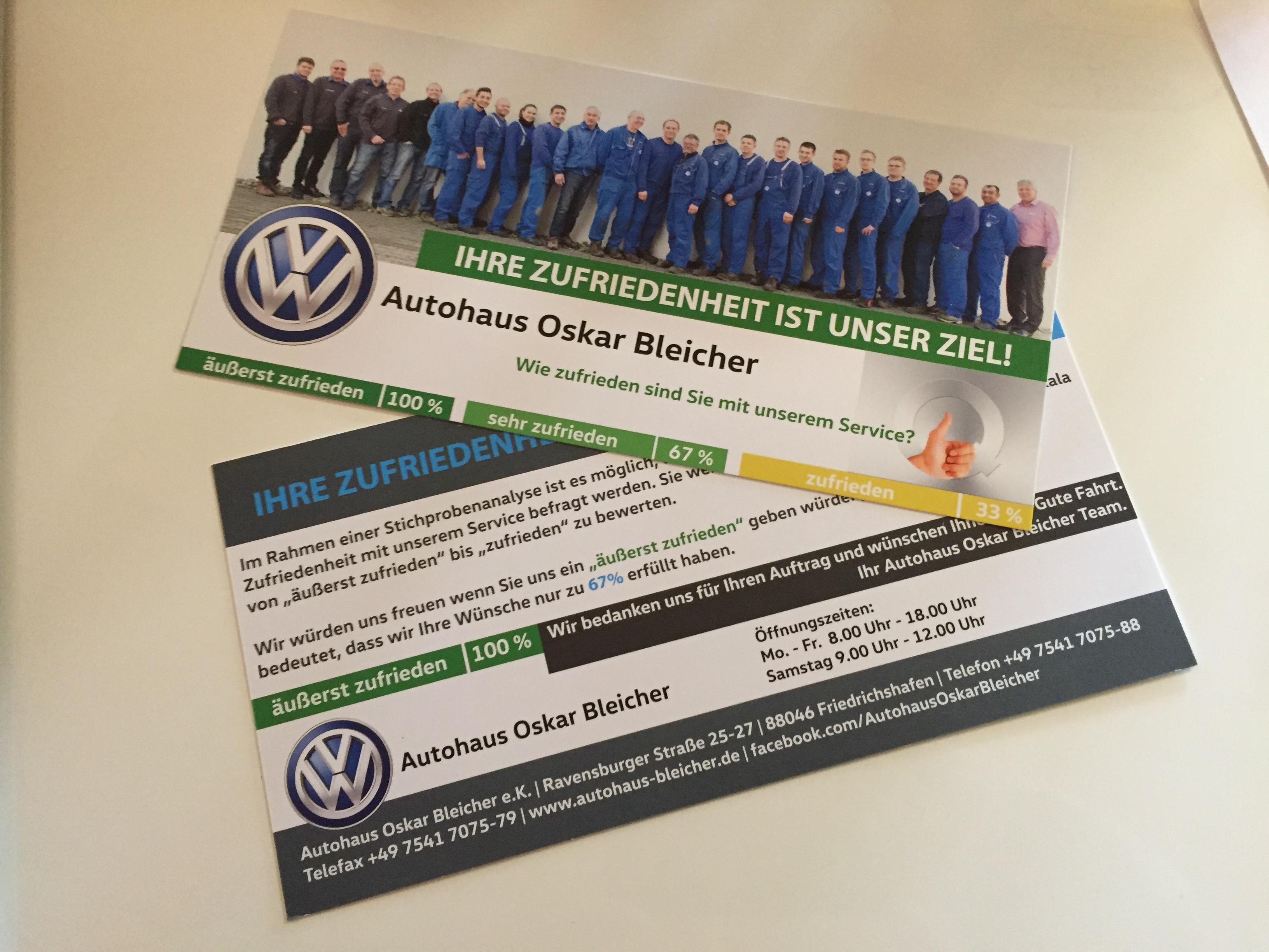Flyer / Werbezeit Andrea Sosset Amtzell
